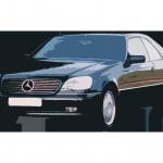 W140 500 CL (1996)